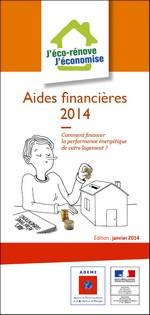 Aides finacires 2014 ademe