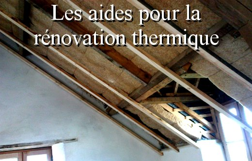 Aides r novation thermique performances nerg tiques Rt 2012 renovation
